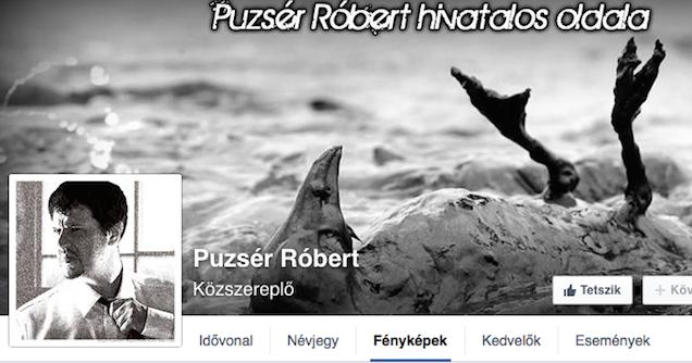 Puzsér Róbert megvédi a Tolvajkergetőket a Facebooktól