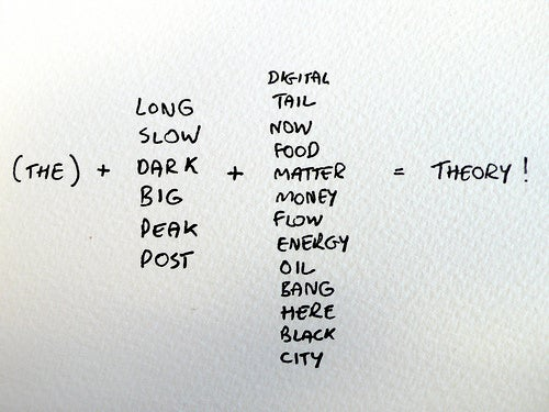 Build Your Own Futurist Theory With This Handy Chart