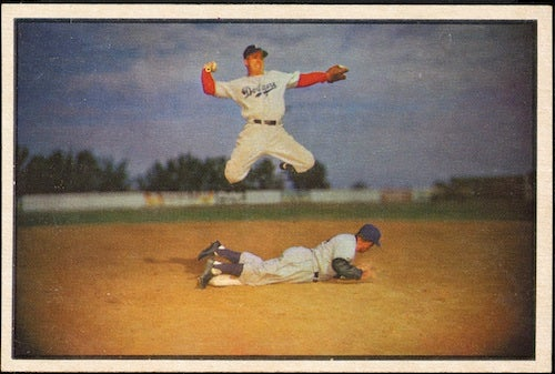 The Rise And Fall Of A Hobby, In 12 Baseball Cards