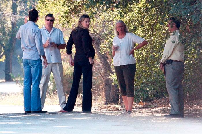 Rebecca Romijn Looks Back In Anger