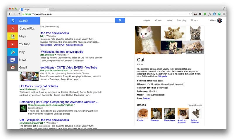 7 Google Search Redesigns That Are Better Than the Real Thing