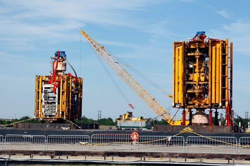 U.S. Government, Transocean Bicker Over Custody of Oil Well Blowout Preventer