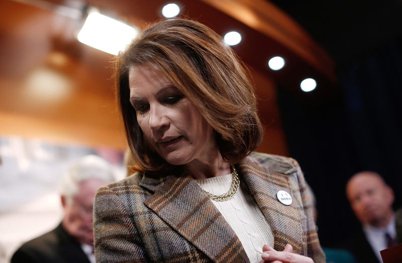 Michele Bachmann Word Vomits That LGBT People Are Pedophiles