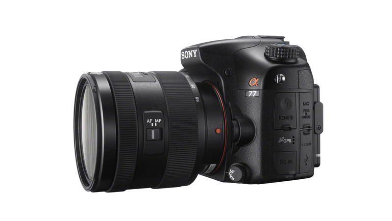 Sony Alpha A77: The 24-Megapixel Shooter Is Finally Real
