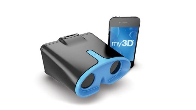 Hasbro's Goofy MY3D Goggles Are Better than They Look