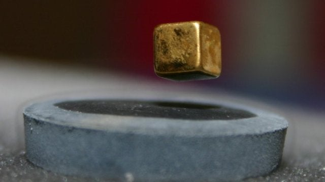 Watch an avalanche inside a superconductor
