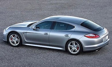 Porsche Recalls Every Panamera Ever Built