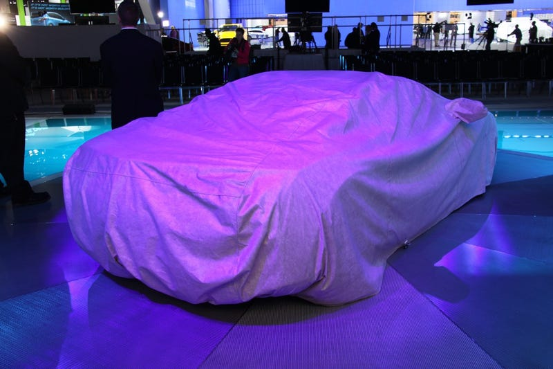 Acura NSX: Detroit Auto Show Live Photo Gallery