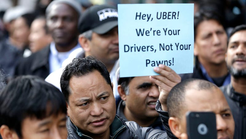 Uber Is Doing Something Halfway Decent For Its Drivers