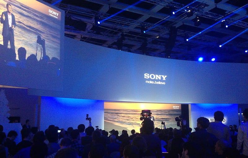 Todas las novedades de Sony en la IFA 2013