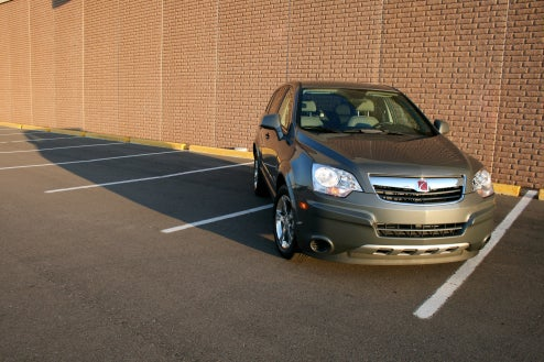 2008 Saturn Vue Green Line Hybrid, Part One