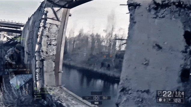 Russian Battlefield 4 Is Badass, Obviously