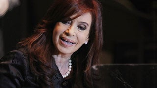 Cristina Kirchner Breaks World Record For Latin-American Female Presidents