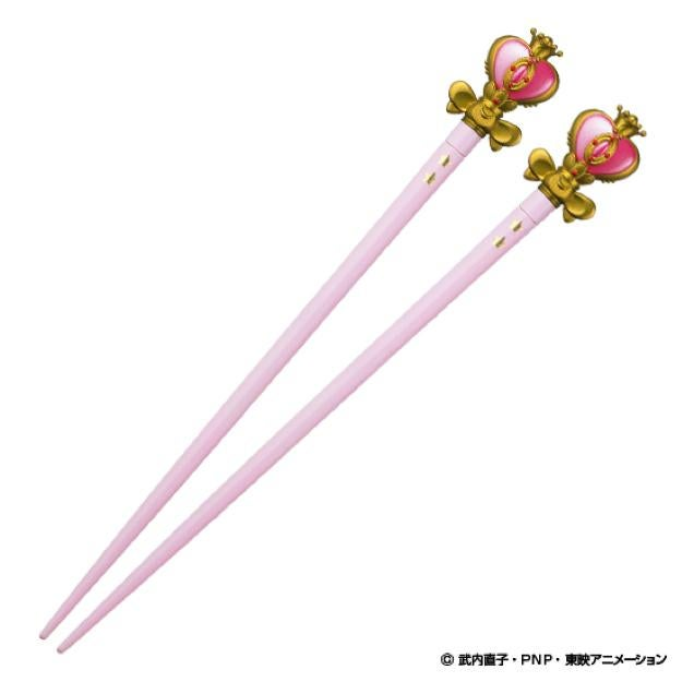 Here, Have Some Official Sailor Moon Chopsticks
