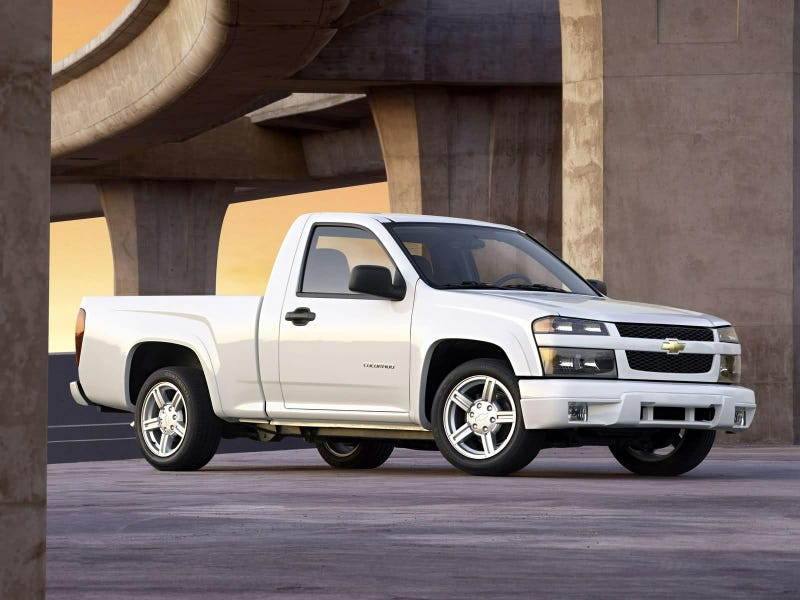 GM Recalls 180K Chevy Colorado, GMC Canyon And Isuzu Pickups