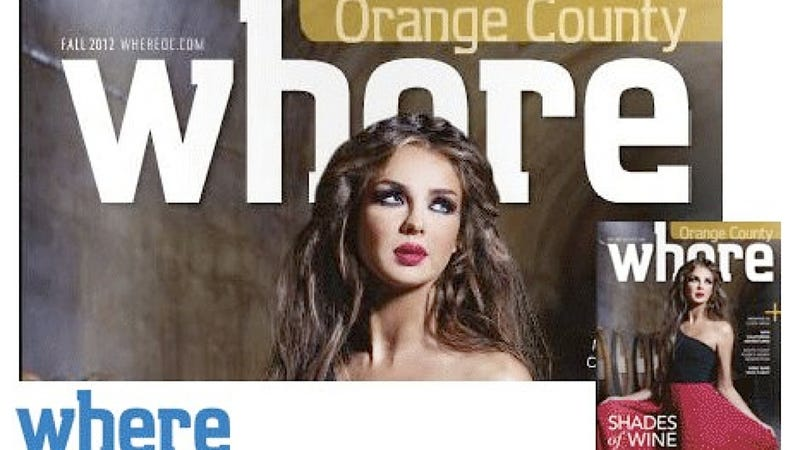 Orange County Magazine Accidentally/On-Purpose Becomes Whore Magazine