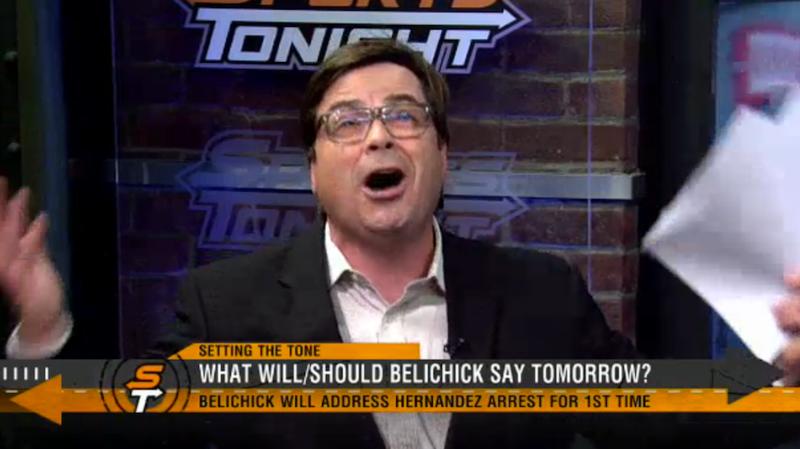 TV Panel Erupts In Epic Screaming Match Over Aaron Hernandez