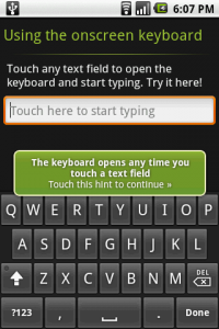 Cupcake Adds Camcorder, Touchscreen Keyboard, and More to Android