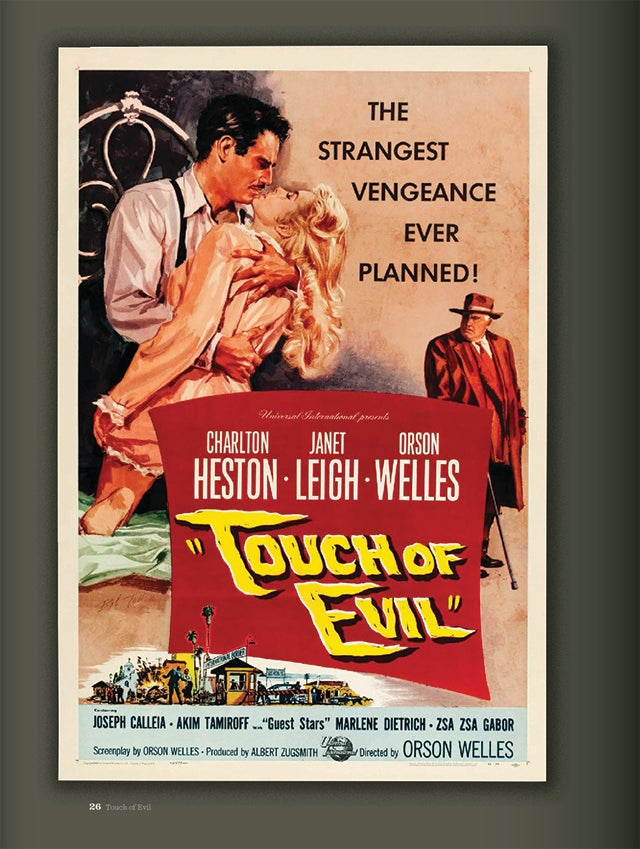 12 Sinister Movie Posters From the Golden Age of Film Noir