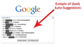 Google Autocomplete Predict Search Expressions You Don't Like? InternetReputation.com Can Help