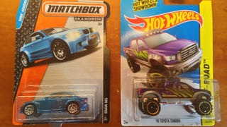 I'm Giving My In-Laws Toy Cars For Christmas, Great Or <i>Greatest</i> Idea?