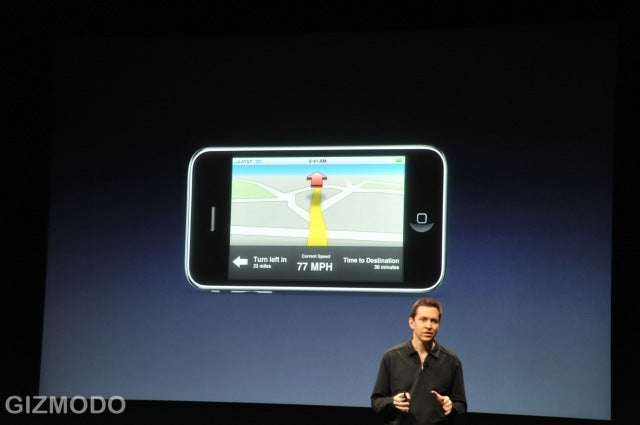 Apple iPhone OS 3.0 To Include Turn-By-Turn Direction Application Development