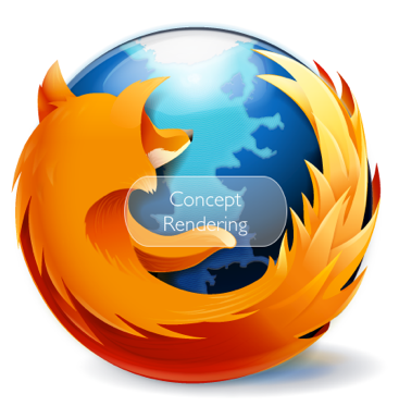 Firefox 3.5 Will See One More Feature Update: An Updated Icon