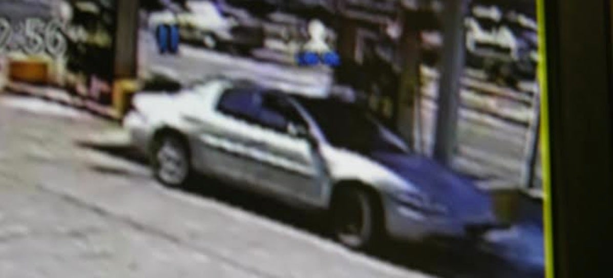 Help Identify The Car Believed To Be Involved In A Home Burglary