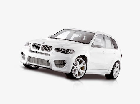 LUMMA Design CLR X530 Is Like a Diesel X5, But Whiter And With 487lb/ft Of Torque