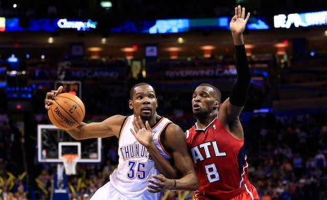 Kevin Durant Is Inevitable