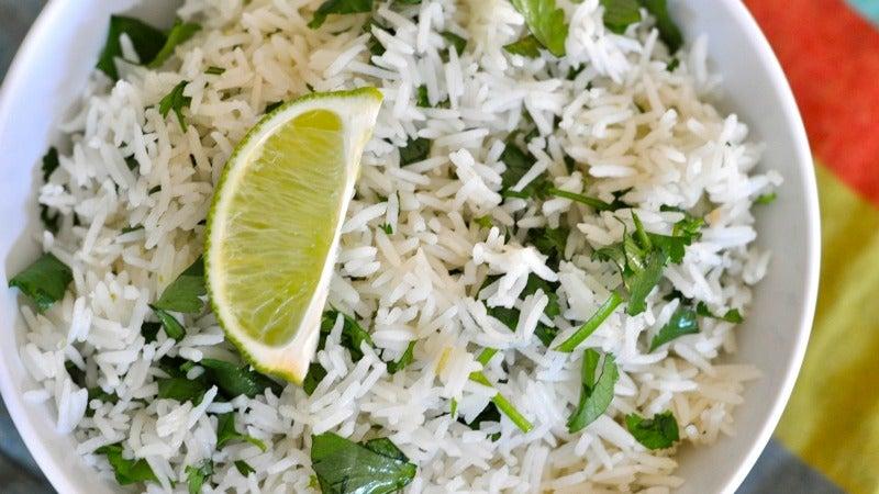 Make Chipotle's Delicious Cilantro-Lime Rice at Home