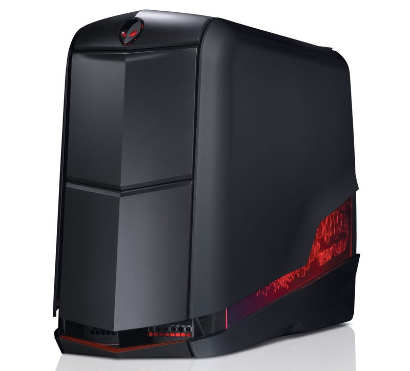 Alienware Area-51 ALX Gets Racing Fins, Core i7 Processors To Go Faaast