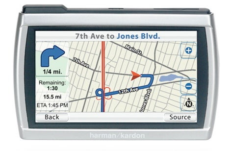 Harman Kardon's 2nd Gen GPS Comes with Larger Screen, Smaller Price