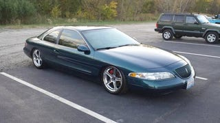Mark My Words, This 1997 Lincoln Mk VIII is $6,500
