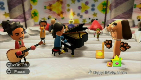 Wii Music Review: Jam With The Bland