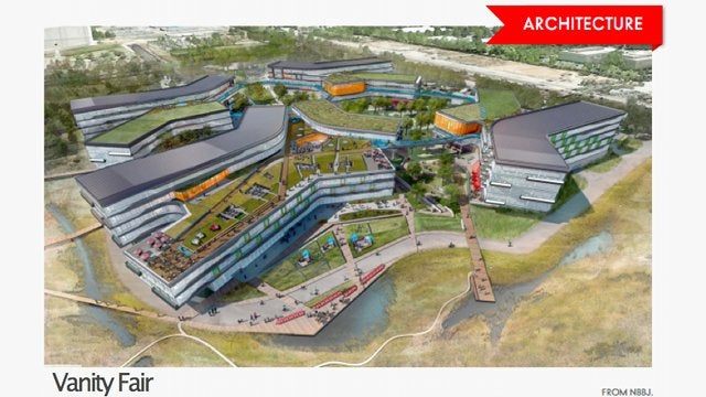 New Googleplex First Look: A 1.1 Million-Square-Foot Monster Optimized By Nerds