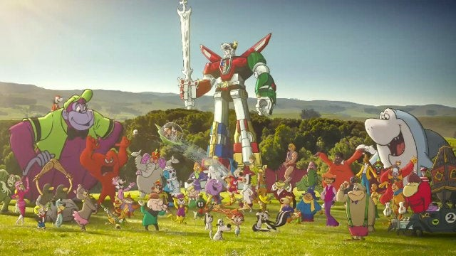 Voltron, aliens and Star Wars dominate the best Super Bowl commercials