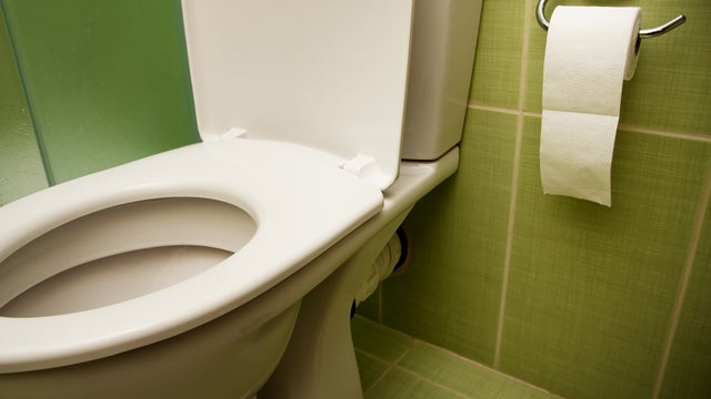 Woman Injured by Exploding Toilet