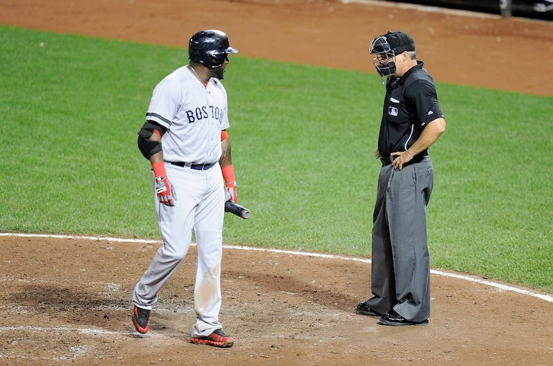 David Ortiz Destroys Dugout Phone Because Tim Timmons Blew A Call