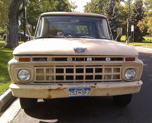 1965 Ford F100 Down On The Denver Street