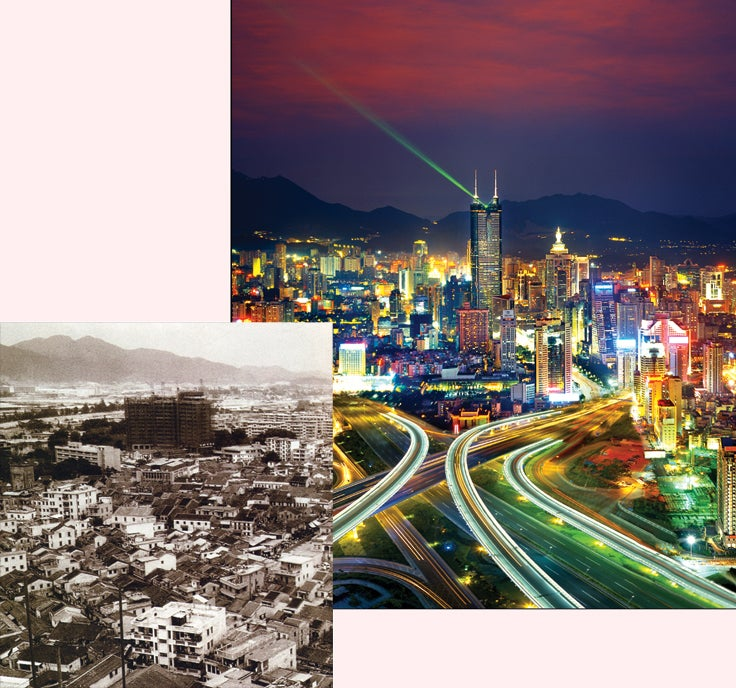 You'll Never Recognize These 12 Rebuilt Cities