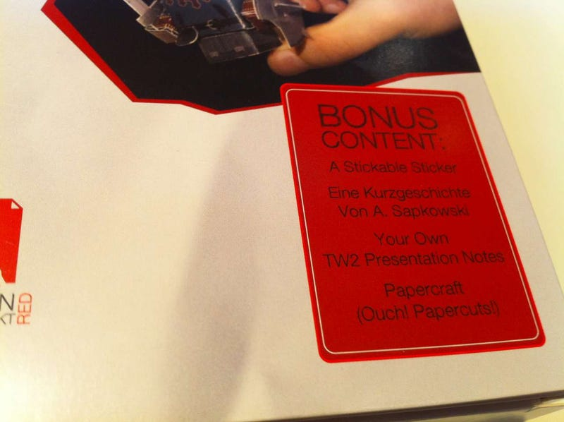 What's Inside The Best Press Kit At Gamescom?