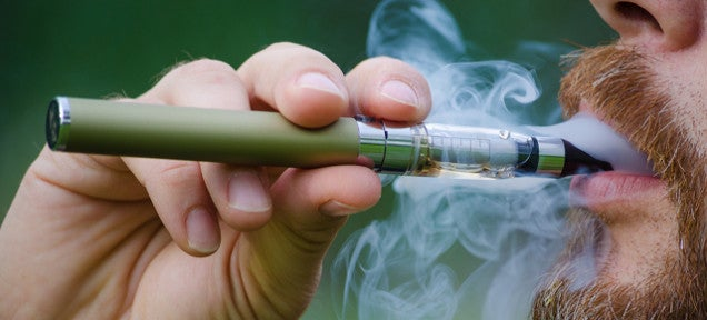 The FDA Thinks Electronic Cigarettes Are Tobacco Products