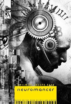 First Look at the Poster for the Movie Version of Neuromancer