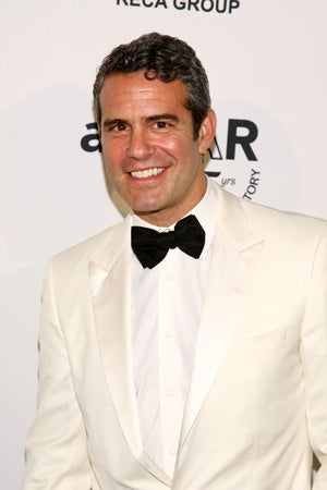 Andy Cohen To Publish First Book