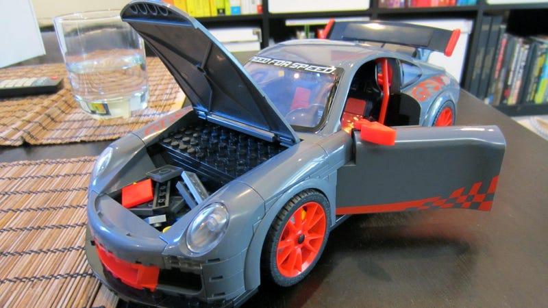 Building a Porsche 911 GT3 RS