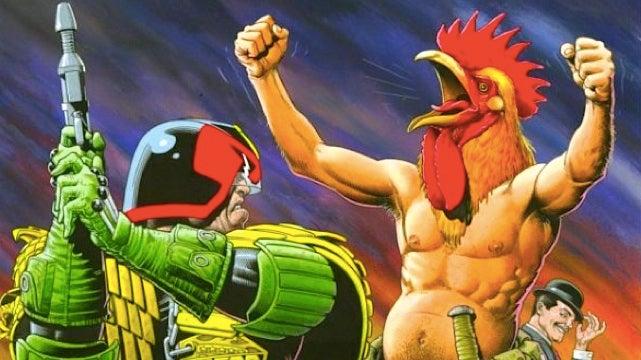 Portishead producer to release Judge Dredd theme album