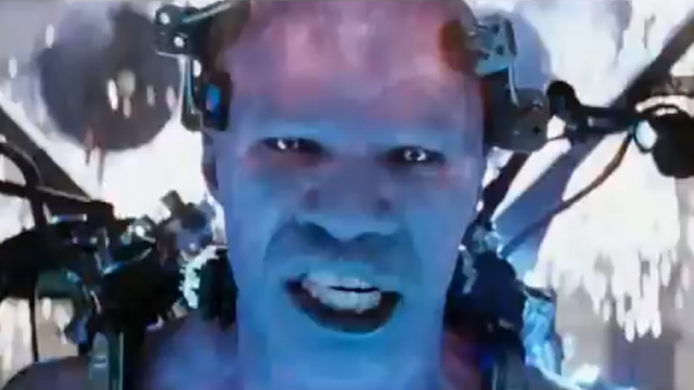 Just how god-like will Electro's powers get in Amazing Spider-Man 2?