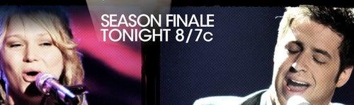 LIVE: American Idol Season Nine Finale