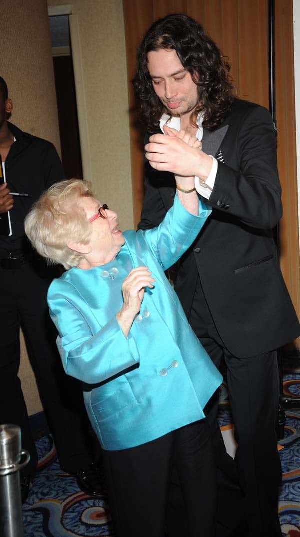 Dr. Ruth: Thank Goodness For Those Self-Defense Classes
